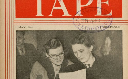 The May 1944 issue of the 'Red Tape' magazine of the Civil Service Clerical association reports a debate about the abolition of the 'marriage bar' in the civil service. The 'marriage bar' ended in many public services through the 1940s and 1950s, but cont