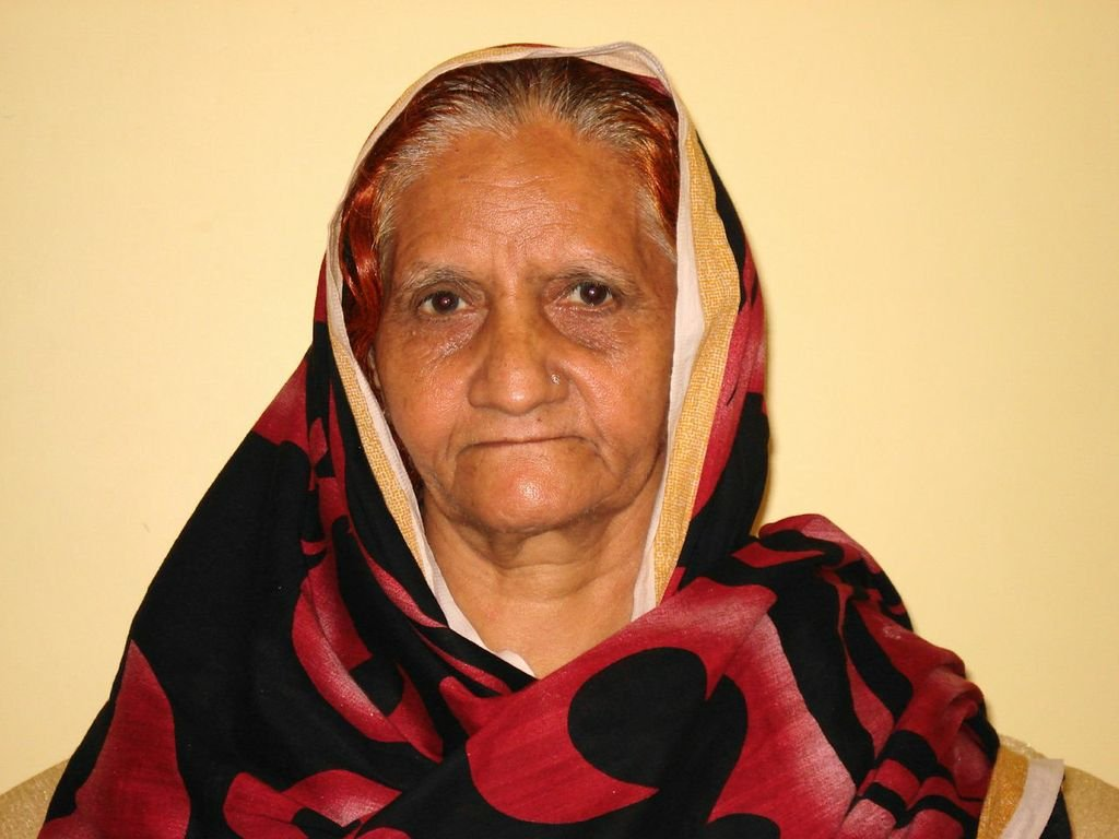 A Punjabi woman, not Sashi.