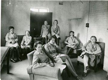Post World War II: 1946-1970 | Striking Women