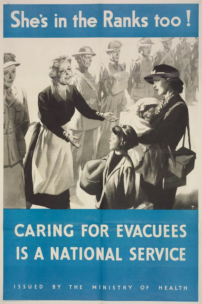 wwii impact on women For families in mobile, luverne, sacramento, waterbury – and every other town in america – world war ii would change their lives dramatically.