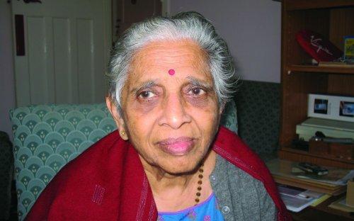Jayaben Desai in 2008