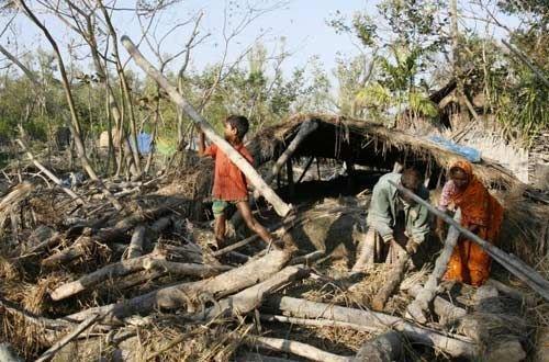 Climate change refugees, Bangladesh