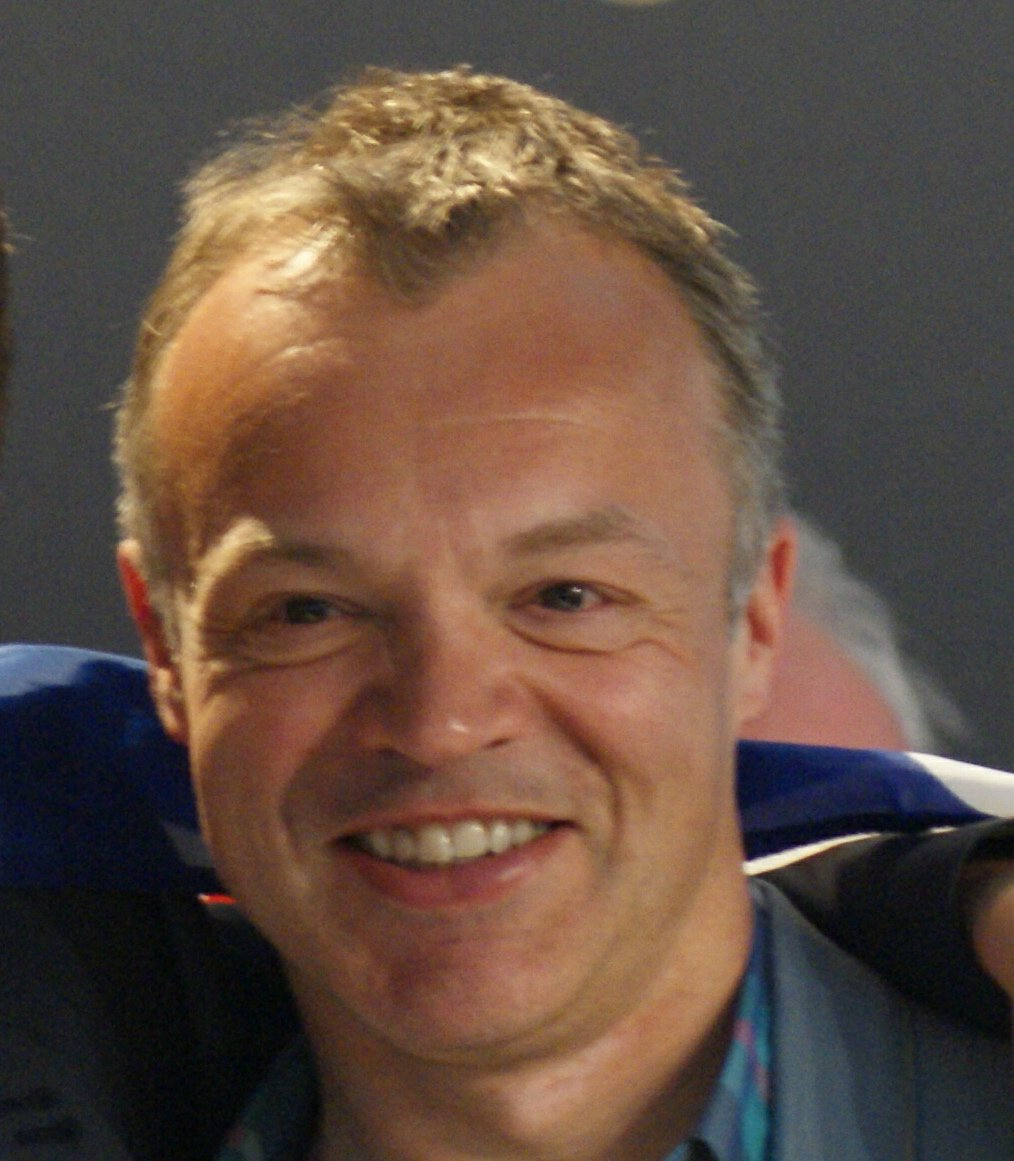 Graham Norton, an Irish immigrant to the UK