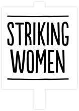 Striking Women